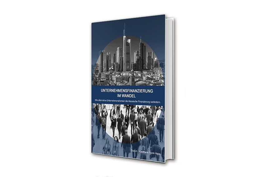 Mein Buch: Unternehmensfinanzierung im Wandel